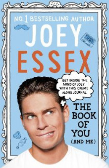 The Book of You (and Me) av Joey Essex (Heftet)