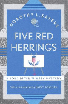 Five Red Herrings av Dorothy L. Sayers (Heftet)