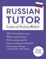 Omslag - Russian Tutor: Grammar and Vocabulary Workbook (Learn Russian with Teach Yourself)