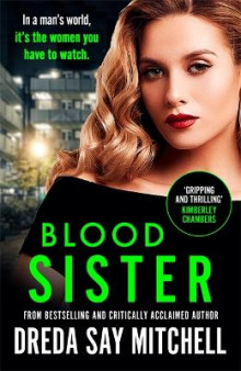 Blood Sister av Dreda Say Mitchell (Heftet)