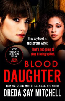 Blood Daughter av Dreda Say Mitchell (Heftet)