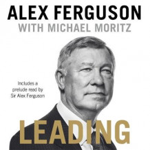 Leading av Alex Ferguson (Lydbok-CD)