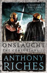 Omslag - Onslaught: The Centurions II