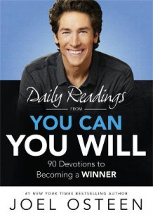 Daily Readings From You Can, You Will av Joel Osteen (Innbundet)
