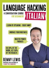 Omslag - LANGUAGE HACKING ITALIAN (Learn How to Speak Italian - Right Away)