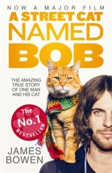 A street cat named Bob av James Bowen (Heftet)