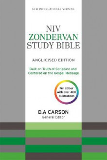 NIV Zondervan Study Bible (Anglicised) av New International Version (Innbundet)