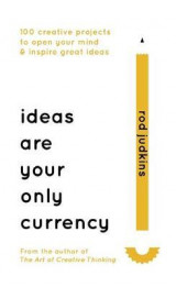 Omslag - Ideas are your only currency