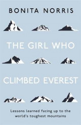 Omslag - The Girl Who Climbed Everest