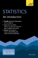 Omslag - Statistics: An Introduction: Teach Yourself