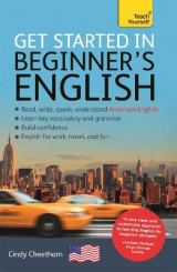 Omslag - Get Started in Beginner's English (Learn American English as a Foreign Language)