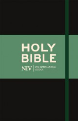 Omslag - NIV Thinline Cloth Bible