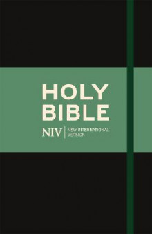 NIV Thinline Cloth Bible av New International Version (Innbundet)