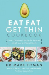 Omslag - The Eat Fat Get Thin Cookbook