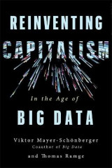 Omslag - Reinventing Capitalism in the Age of Big Data