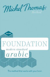 Foundation Modern Standard Arabic (Learn MSA with the Michel Thomas Method) av Mahmoud Gaafar, Michel Thomas og Jane Wightwick (Lydbok-CD)