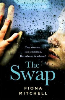 The Swap av Fiona Mitchell (Innbundet)