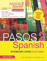 Omslag - Pasos 2 (Fourth Edition) Spanish Intermediate Course