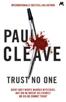 Trust No One av Paul Cleave (Heftet)