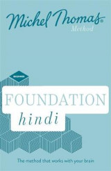 Omslag - Foundation Hindi (Learn Hindi with the Michel Thomas Method)