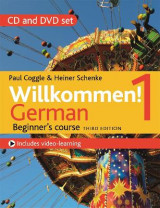 Omslag - Willkommen! 1 (Third edition) German Beginner's course