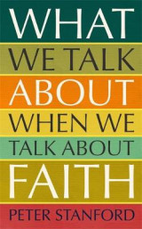 Omslag - What We Talk about when We Talk about Faith