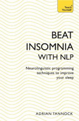 Omslag - Beat Insomnia with NLP