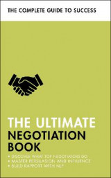 Omslag - The Ultimate Negotiation Book