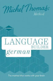 Language Builder German (Learn German with the Michel Thomas Method) av Michel Thomas (Lydbok-CD)