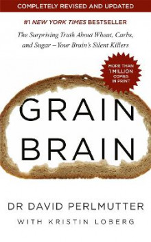 Grain Brain av David Perlmutter (Heftet)