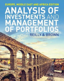 Analysis of Investments and Management of Portfolios av Frank K. Reilly og Keith Brown (Heftet)