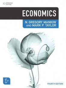Economics av Mark Taylor og N. Gregory Mankiw (Heftet)
