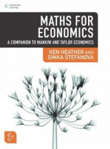 Omslag - Maths for Economics: A Companion to Mankiw and Taylor Economics