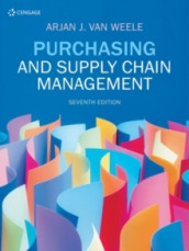Purchasing and Supply Chain Management av Arjan van Weele (Heftet)