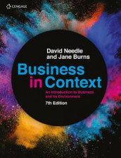 Business in Context av Jane Burns og David Needle (Heftet)