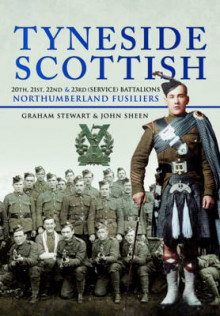 Tyneside Scottish av Graham Stewart og John Sheen (Innbundet)