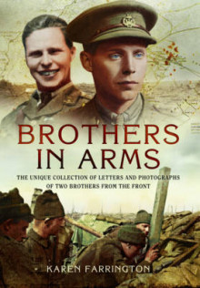 Brothers in Arms av Karen Farrington (Innbundet)
