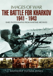 Battle for Kharkov 1941 - 1943 av ,Anthony Tucker-Jones (Heftet)