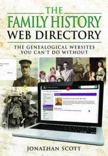 The Family History Web Directory av Jonathan Scott (Heftet)