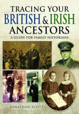Omslag - Tracing Your British and Irish Ancestors