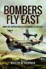Omslag - Bombers Fly East