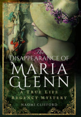 Omslag - The Disappearance of Maria Glenn