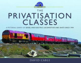 Omslag - The Privatisation Classes