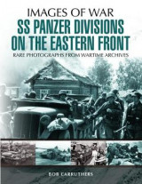 Omslag - SS Panzer Divisions on the Eastern Front