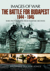 Omslag - The Battle for Budapest 1944 - 1945