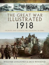 Omslag - The Great War Illustrated 1918