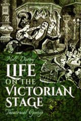 Omslag - Life on the Victorian Stage