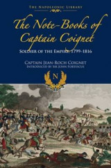 Omslag - The Note-Books of Captain Coignet