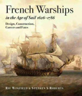 Omslag - French Warships in the Age of Sail 1626 - 1786