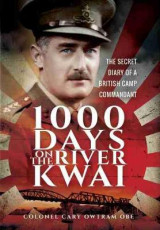 Omslag - 1,000 Days on the River Kwai